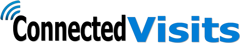Connected visits logo